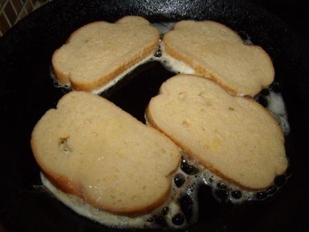 sladkie grenki s jajcom i molokom k zavtraku 3